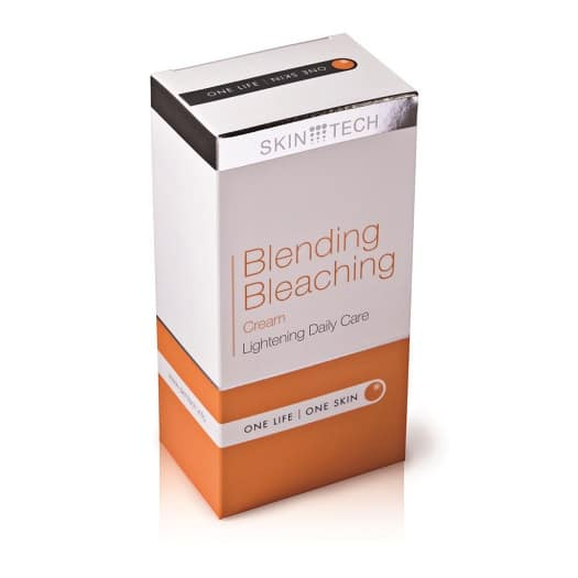 Blending Bleaching Cream